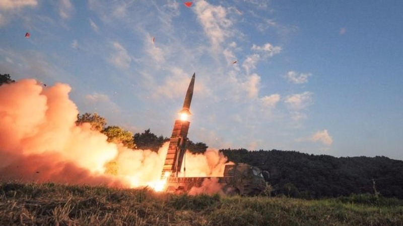 South Korea holds live-fire drills after North's nuclear test
