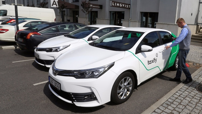 Taxify takes on Uber in London - and beyond