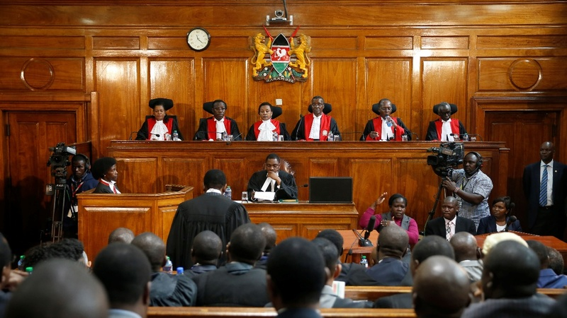 Kenya to hold new presidential vote on Oct. 17