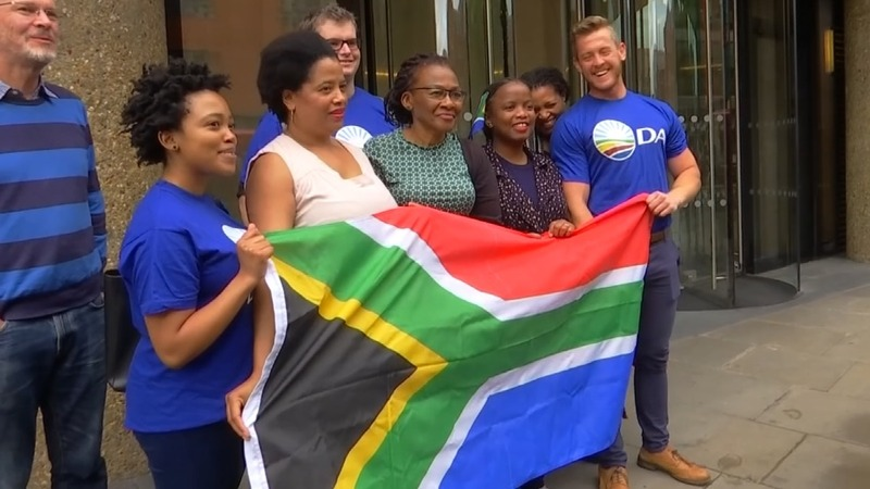 PR firm punished for South Africa campaign
