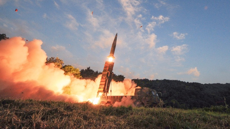 South Korea seeks bigger warheads to counter the North