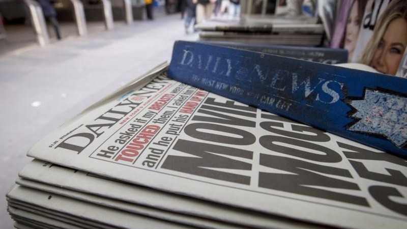 Tronc buys New York Daily News
