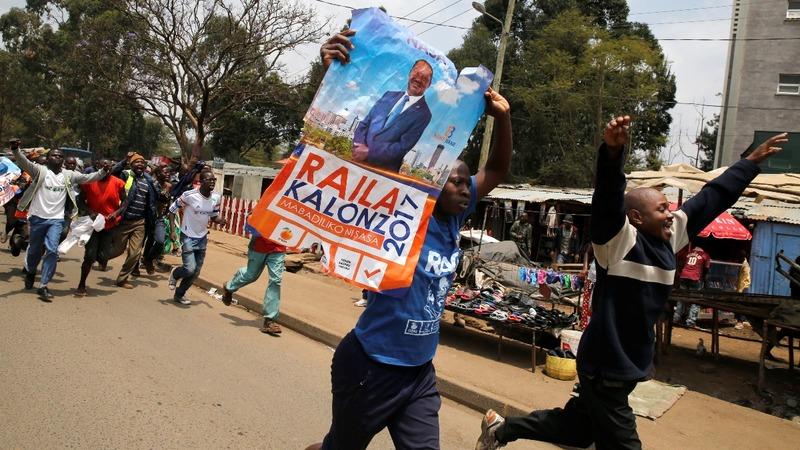 Kenya opposition threaten boycott of election rerun