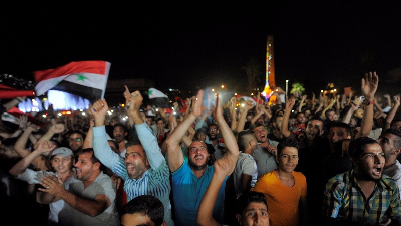 Syria keeps World Cup hopes alive