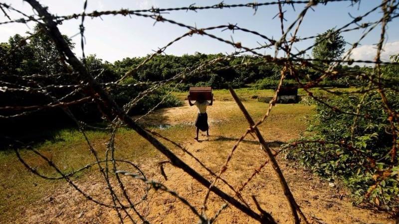 EXCLUSIVE: Myanmar set landmines near border: sources