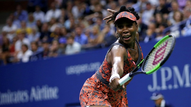U.S. Open women's semi-final goes All-American