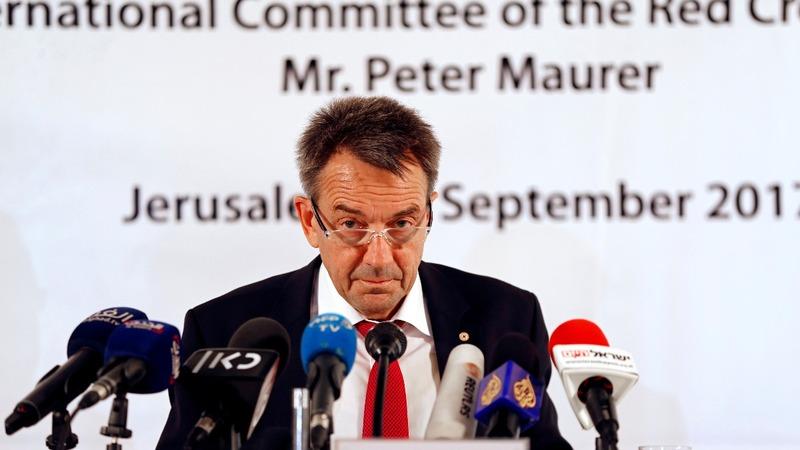 VERBATIM: Parties must work to help Gaza - ICRC