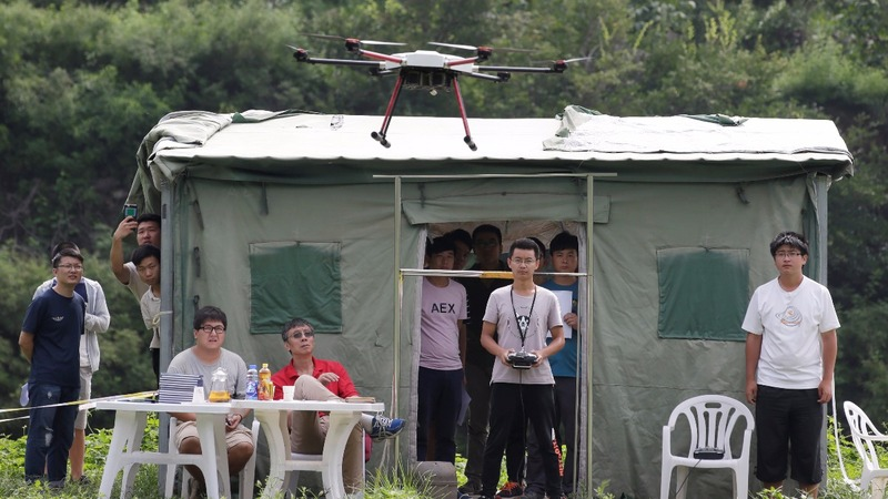 New rules send drone pilots back to school in China