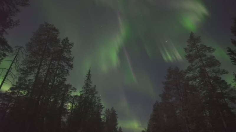 INSIGHT: Northern lights illuminate Finland