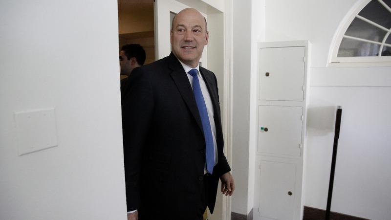 Trump anger at Cohn raises doubts about his White House tenure: sources