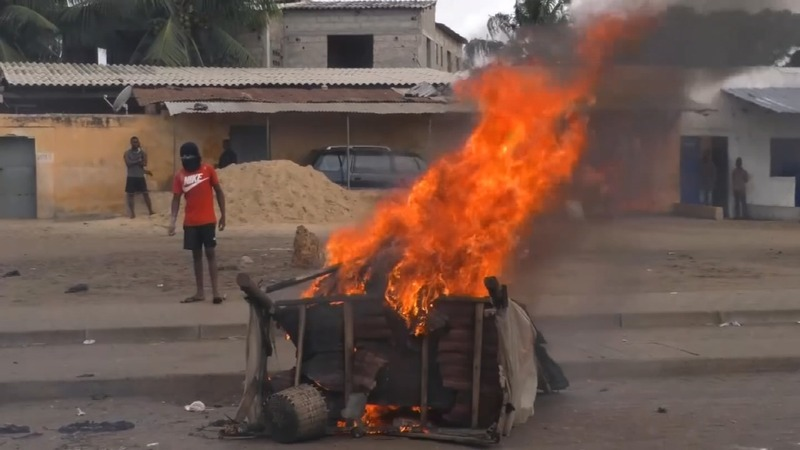 Togo cracks down on protests over 50-year ruling dynasty