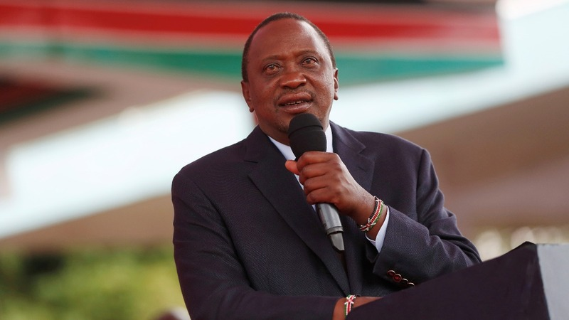 Political slinging match heats up in Kenya