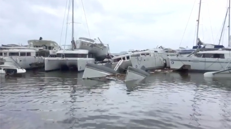 INSIGHT: Hurricane Irma: the unwelcome guest