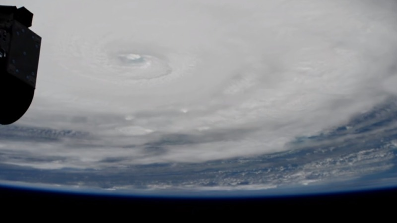 INSIGHT: Hurricane Irma as seen from Space