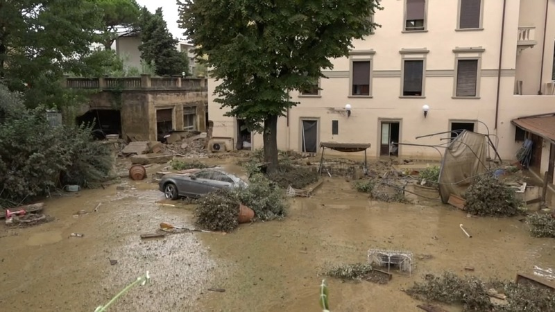 Floods kill at least six in Italian region of Tuscany