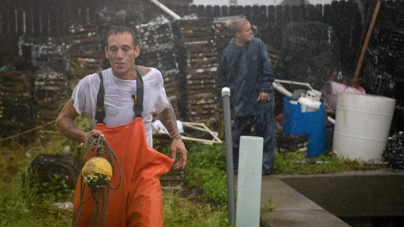 INSIGHT: Fisherman vows to ride out storm