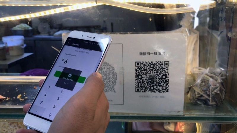 Scammers see opportunity in China's QR craze