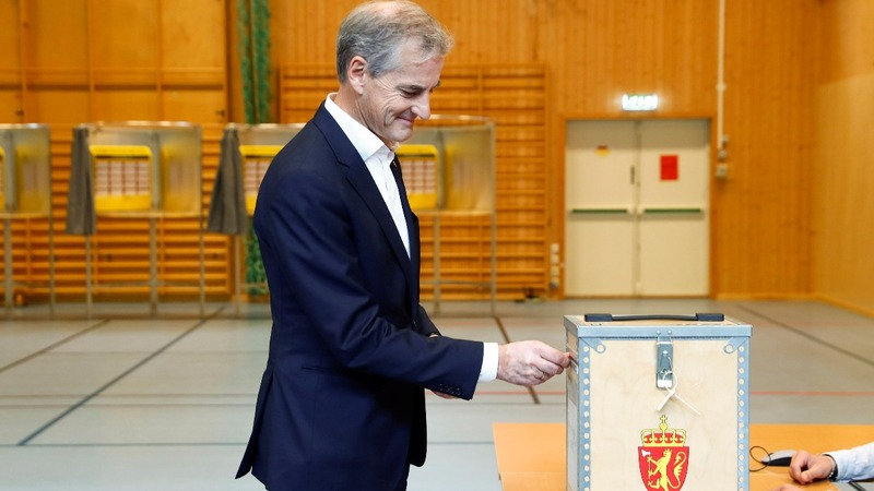 Norwegian poll too close to call