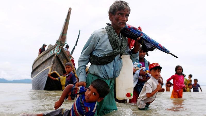 VERBATIM: UN sees 'ethnic cleansing' in Myanmar