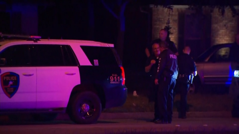 Eight killed, including gunman, in Texas shooting