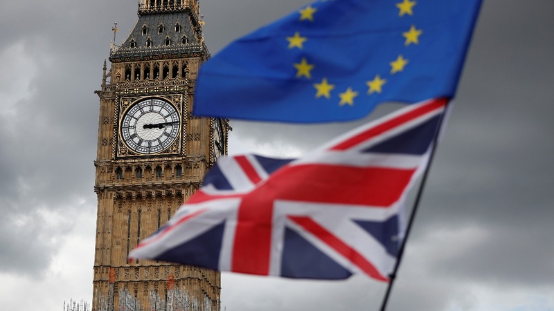 Britain's Brexit repeal bill heads for a vote