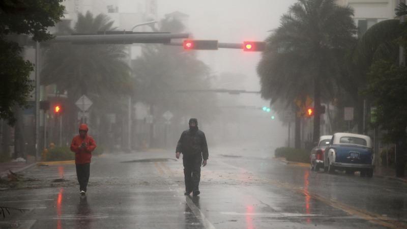 VERBATIM: Miami Mayor describes Irma's lasting impact