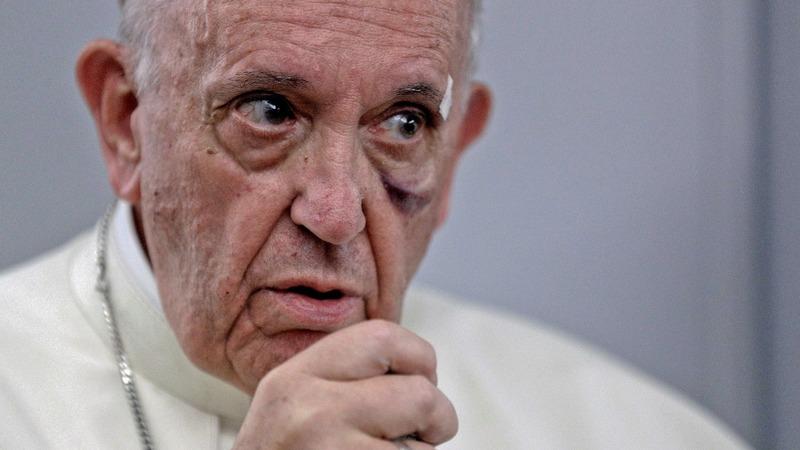 VERBATIM: Pope hopes Trump rethinks DACA