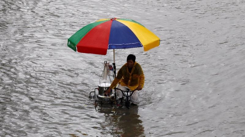 INSIGHT: Heavy rains shut down Manila
