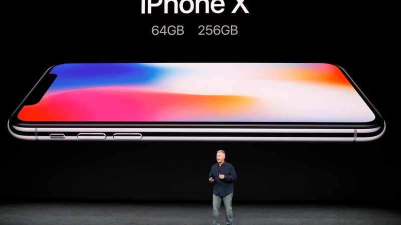 iPhone X debuts with a big price tag