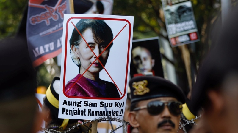 Myanmar's leader to skip U.N. assembly