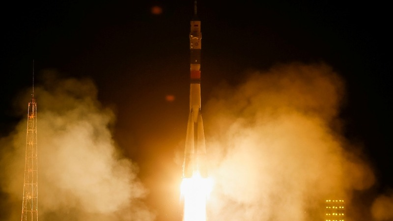 INSIGHT: 'Expedition 53' arrives at the ISS