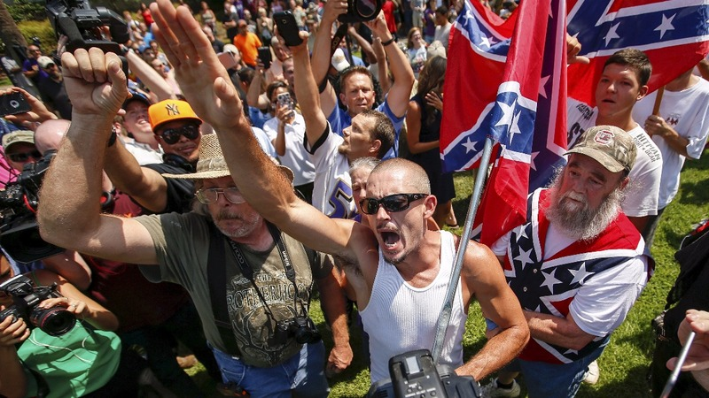 Congress votes to urge Trump to condemn hate groups