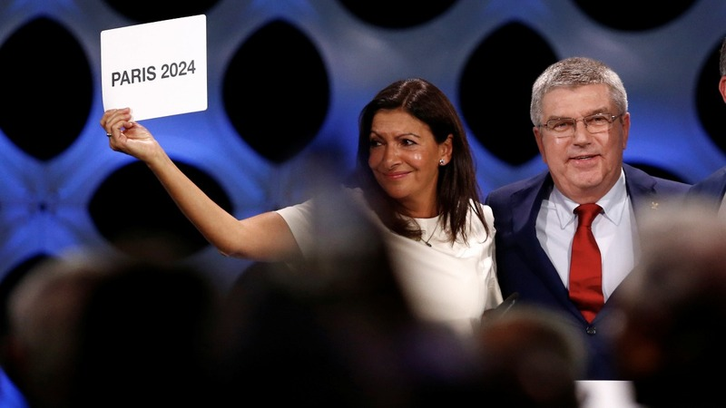 Paris will host the 2024 Olympics