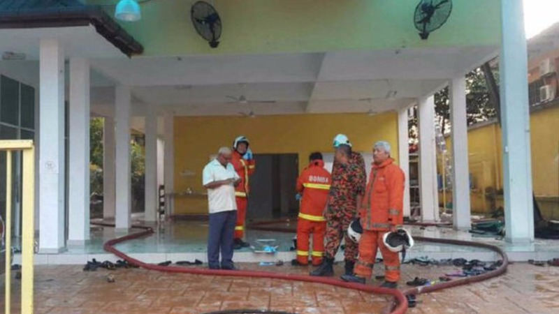 Fire kills at least 25 at religious school in Malaysia
