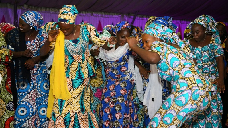 Nigeria's freed Chibok girls prepare to return home