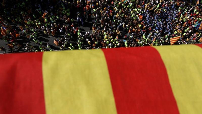 Catalan Separatists launch referendum campaign