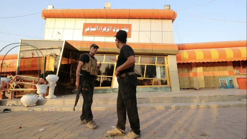 Suicide attacks kill 60 in southern Iraq