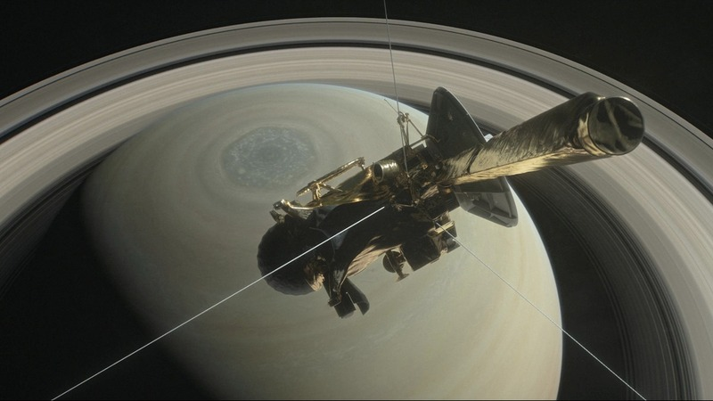 NASA's Cassini spacecraft to face fiery demise