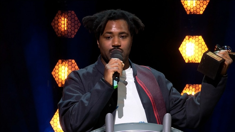 Sampha beats Sheeran and Stormzy to Mercury Prize