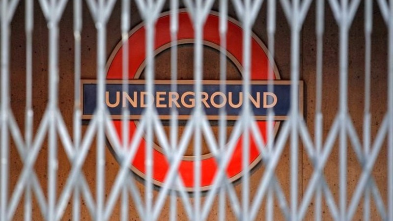 Blast causes injuries on London Underground train