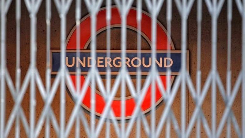 Blast causes injuries on London Underground train