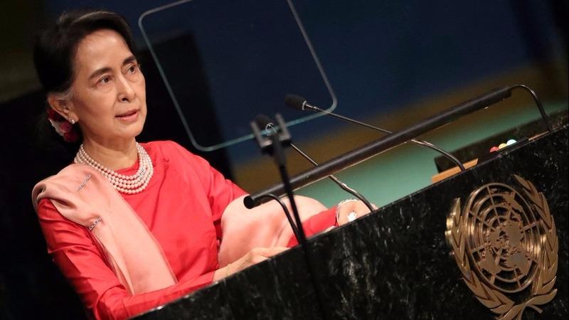 Domestic pressure keeps Suu Kyi silent on the Rohingya