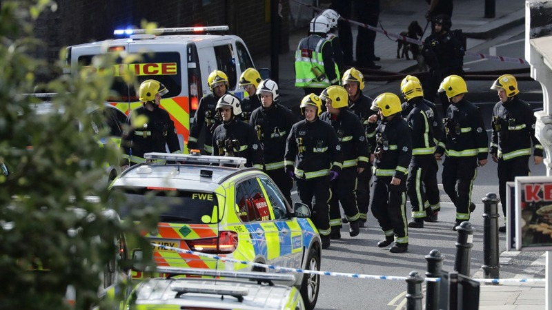 VERBATIM: London train incident caused by bomb - police