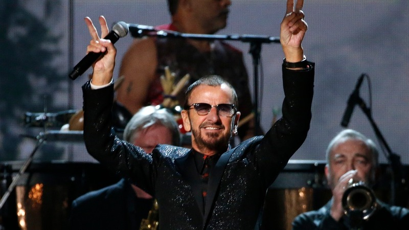 VERBATIM: Ringo Starr on making his new album