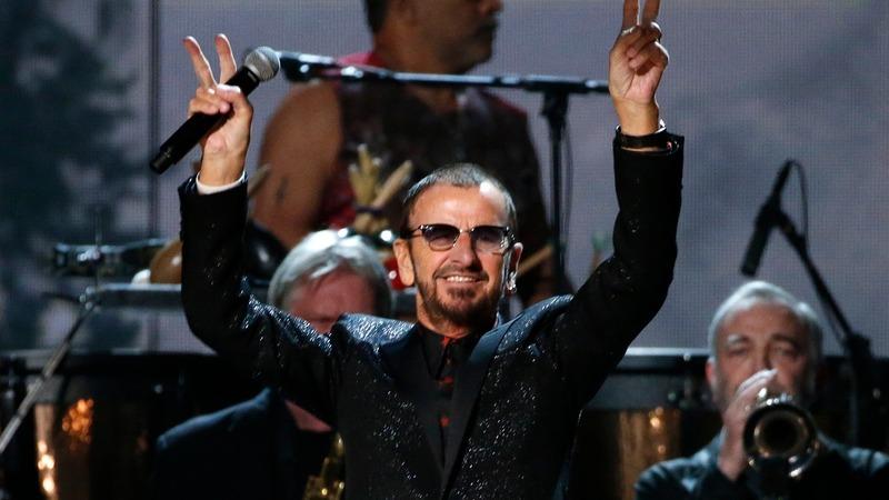 VERBATIM: Ringo Starr on making his new album