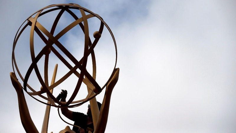 Streaming services look to rip out cable at Emmy Awards