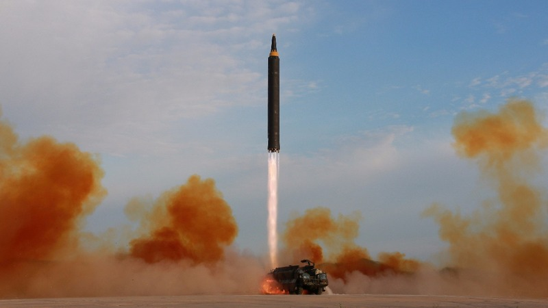 INSIGHT: North Korea's second missile test of September