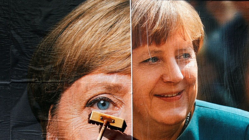 Angela Merkel: Germany's private and powerful chancellor
