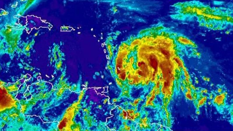 Caribbean braces again as Maria intensifies