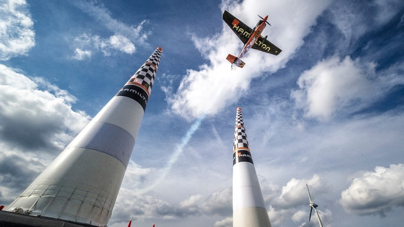 INSIGHT: Death-defying stunts in Red Bull Air Race